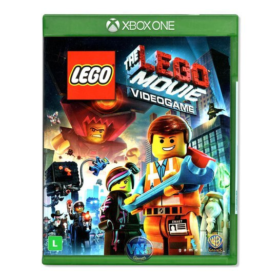 The Lego Movie Videogame - Xbox One - Incolor