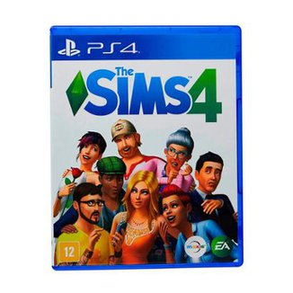 The Sims 4 Ps4 Br