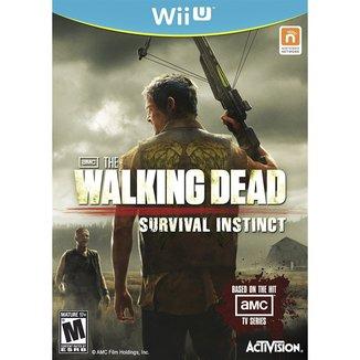 The Walking Dead Survival Instinct - Wii U