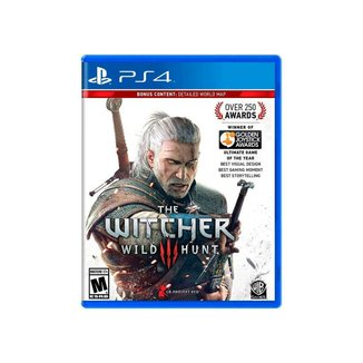 The Witcher 3 Complete Edition Ps4