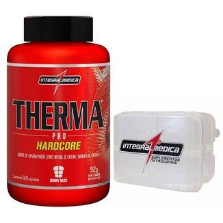 Therma Pro Hardcore 120 Caps + Porta Cápsula - IntegralMédica