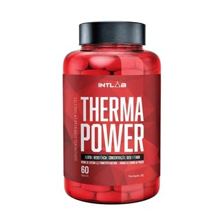 THERMAPOWER TERMOGÊNICO (60 tabletes) - INTLAB