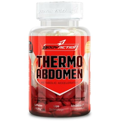 Thermo Abdomem Body Action 120 tabs 240mg