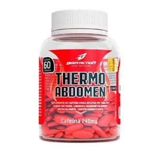 Thermo Abdomen - 60 Tabletes - Body Action