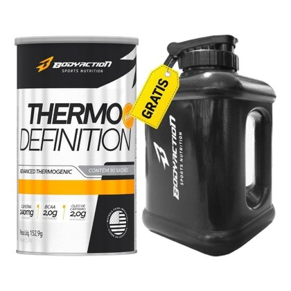 Thermo Definition 30 Packs + Galão Bodyaction