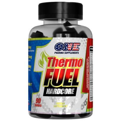 Thermo Fuel Hardcore90 TabletsOne Pharma Supplements