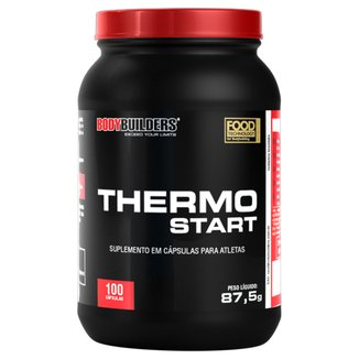 Thermo Start 100 Cáps - Bodybuilders