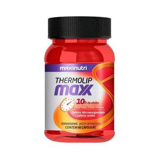 Thermolip Maxx 60 Cápsulas Maxinutri
