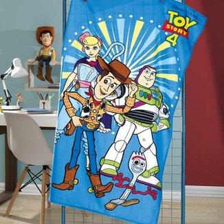 Toalha Banho Velour Infantil Menino Döhler Toy Story 07