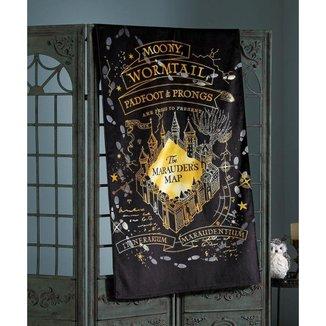 Toalha De Banho Aveludada Harry Potter Döhler 1 Peça - 10044607685