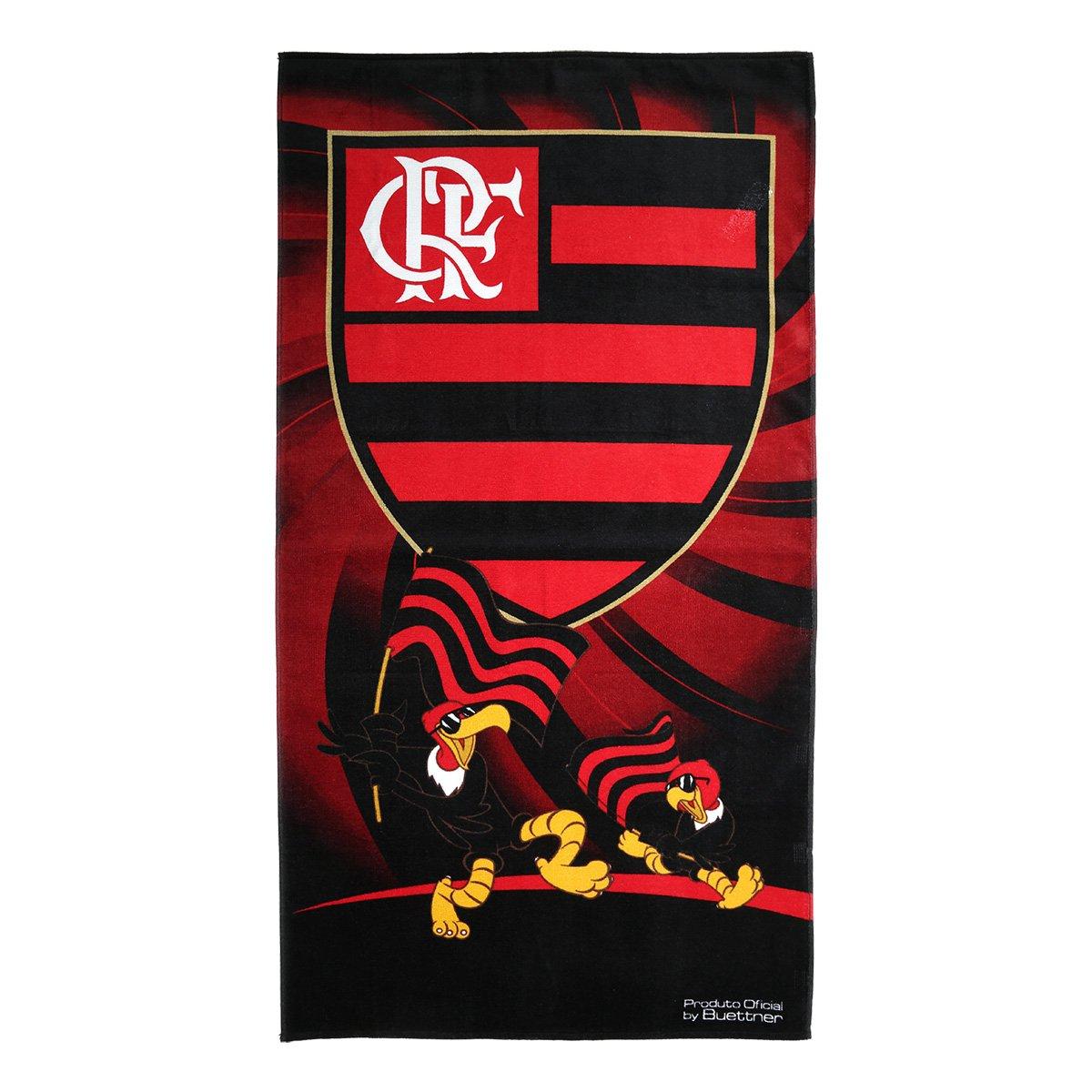Toalha de Banho Flamengo Mascote - Compre Agora  37f3b9d6118ba
