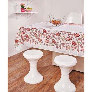 Toalha De Mesa Retangular Pop Aline Lepper - 10044144623