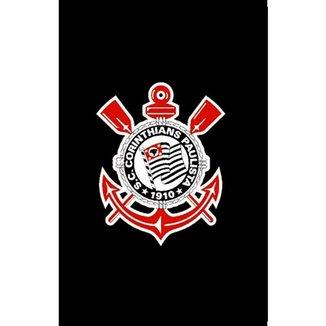 Toalha De Rosto Corinthians Oficial Buettner 50x30cm