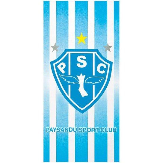 Toalha do Paysandu Dohler - 20340 - Azul+Branco