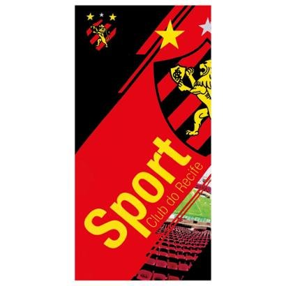 Toalha do Sport Club do Recife Velour Dohler