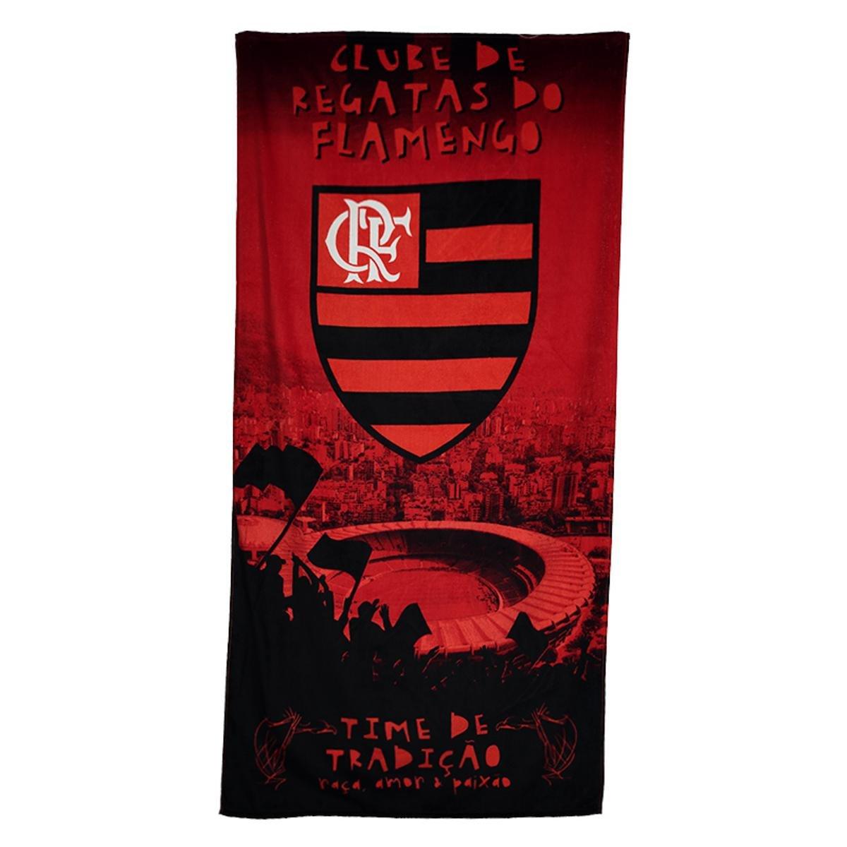 Toalha Dohler Flamengo Estampada 76 x 1 d685fc89d9611