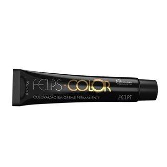 Tonalizante Felps Color - Tons Castanhos 5.0 Castanho Claro Base