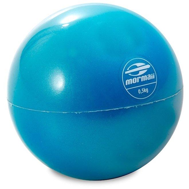 1c3e1b8a94ddb Toning Ball -Bola Peso Areia - Mormaii - Azul - Compre Agora