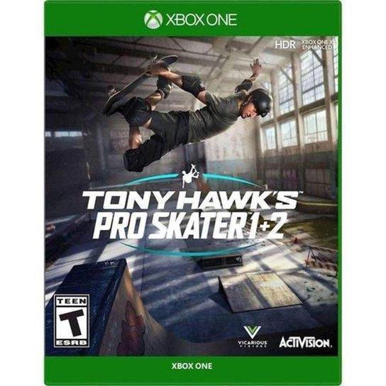 Tony Hawk's Pro Skater 1 + 2 - Xbox-One - Incolor