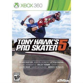 Tony Hawk'S Pro Skater 5 Xbox 360
