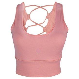 Top Alto Giro Bodytex Feminino