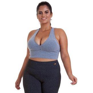 Top Best Fit Suplex Plus Size Feminino