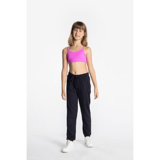 Top Body Curve Essential Kids - Cyber Pink - 12 - LIVE!