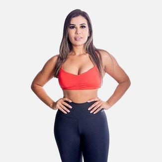 Top Caju Brasil Classic Up Feminino