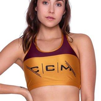 Top Ccm Fitness Clay Feminino