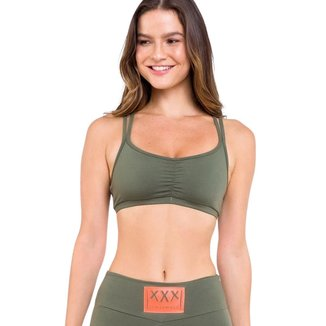 Top CCM Fitness Eliz Color Feminino