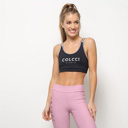 Top Colcci Fitness Feminino