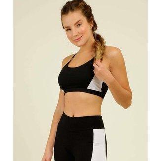 Top Feminino Fitness Alças Finas Marisa - 10046358301