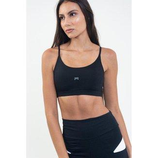 Top Fit Feminino Esportivo - Top Faixa