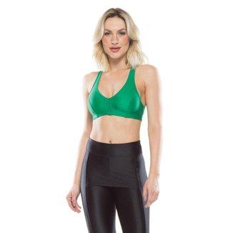 Top Fitness Bo Ju Micro - Verde Grama - G