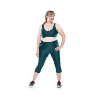 Top Fitness  Plus Size Plus Color   Feminino