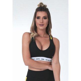Top Fitness Silk Breaking Feminino