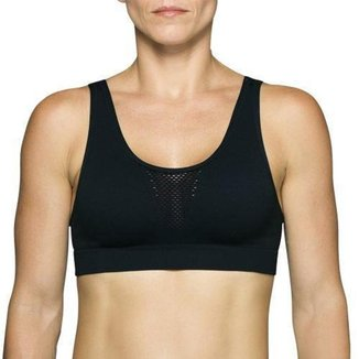 Top Lupo Fitness Attack Sem Costura 71401-001