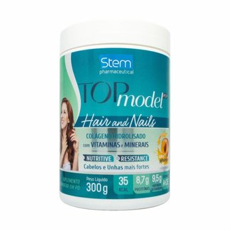 Top Model Pep Hair and Nails (300g) - Stem Pharmaceutical