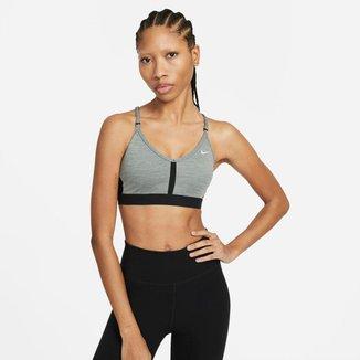 Top Nike Dri-FIT Indy Feminino