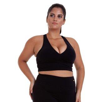 Top Plus Size Supplex Basico Best Fit