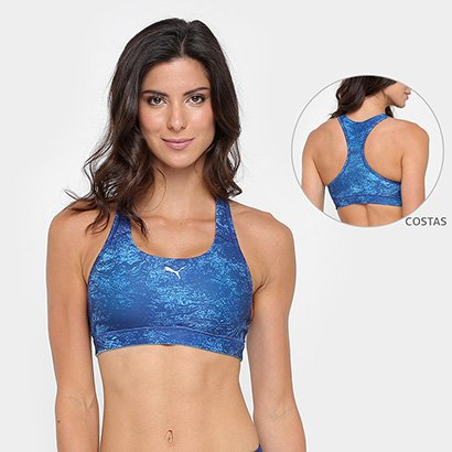 Top Regular Puma PWRSHAPE Forever Graphic Alta Sustentação