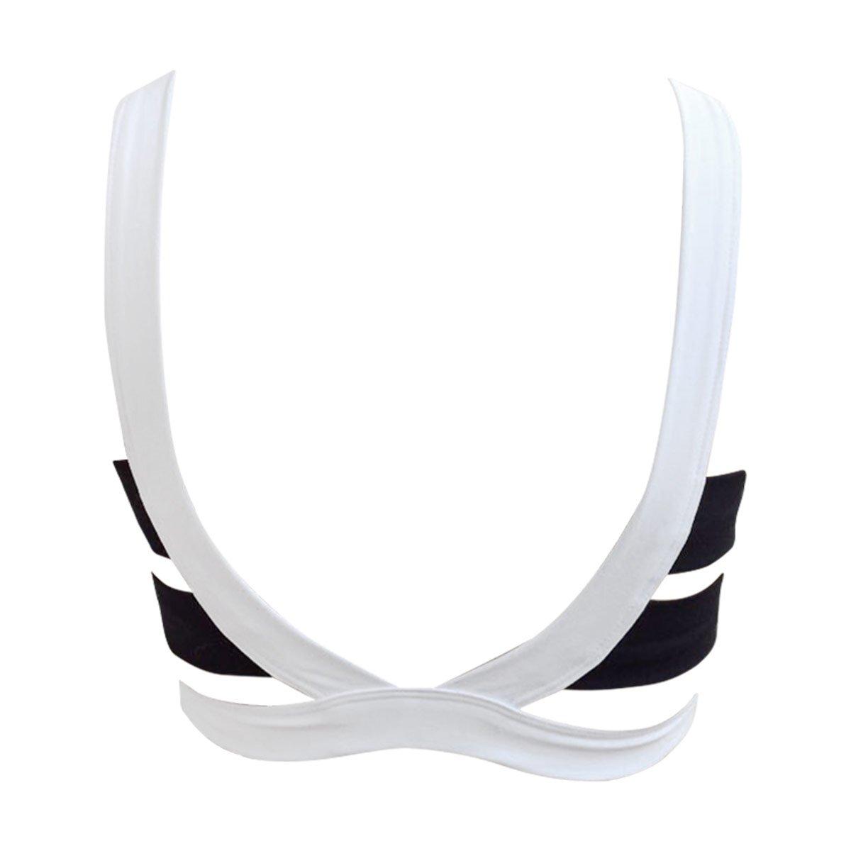 Branco Max Top C Suplex Suplex Titanium Tule Top Zfq0qXT