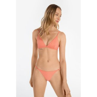 Top Triangle Essential - Coral - M - LIVE!