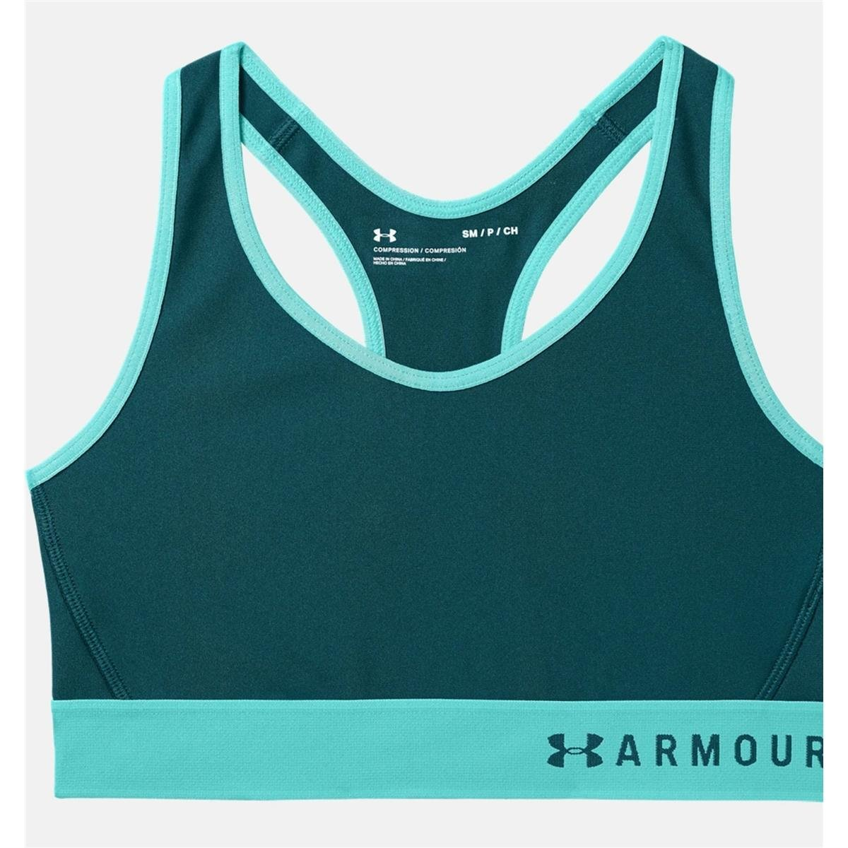 Top Top Under Armour Mid Under Armour Verde Keyhole rx1fqr