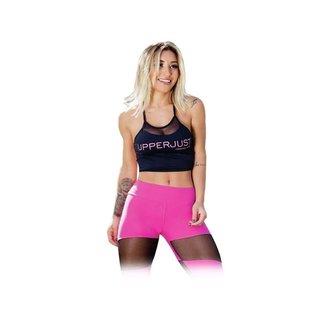 Top Upperjust Tule Crossfit Training Fitness Feminino