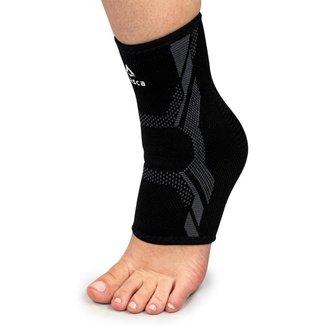 Tornozeleira de Compressão Sense Alasca para recuperação de lesões e dores no tornozelo.