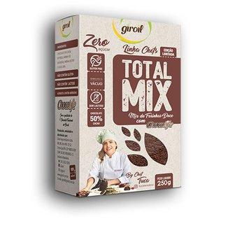 Total Mix de Farinhas Doce 250g - Giroil Chocolife