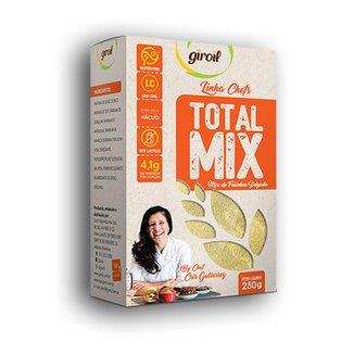 Total Mix de Farinhas Salgado Giroil 250g