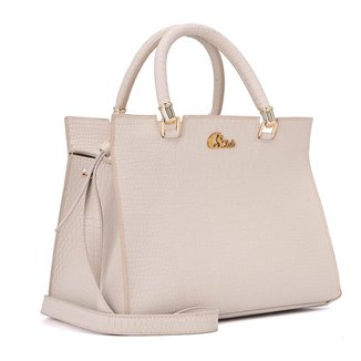 Tote Bag Texture Off-white