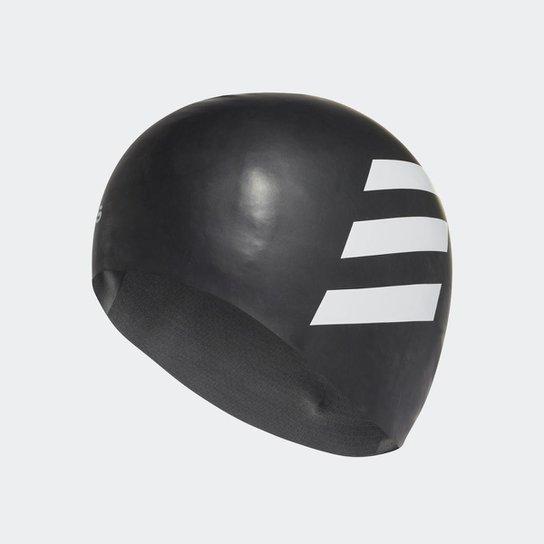 Touca Adidas 3-Stripes - Preto